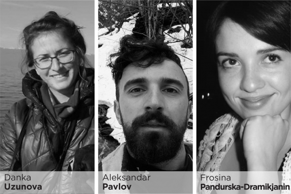Jury for the category of best environmental film at Echo 2019
