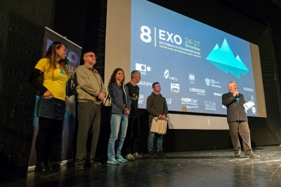The winners at ECHO 2017