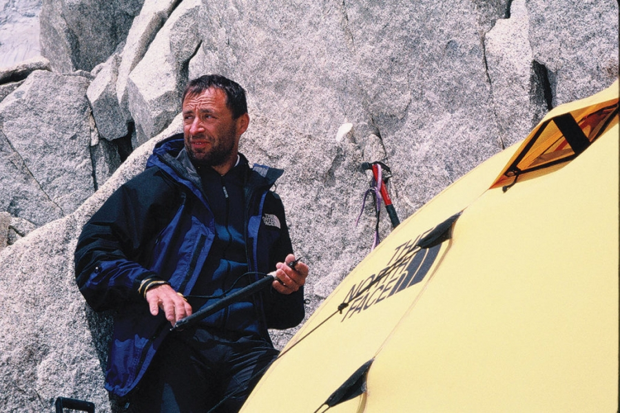"Presentation by Silvo Karo: ""40 YEARS AN ALPINIST"""